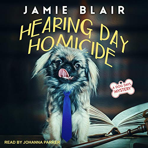 Hearing Day Homicide cover art