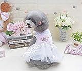 Arnés para Disfraz de Princesa para Perro, para Mascotas, niñas, Gatos, Ropa para Perros pequeños