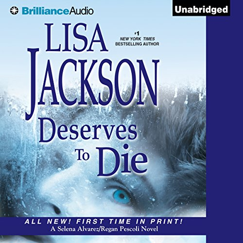 Deserves to Die audiobook cover art