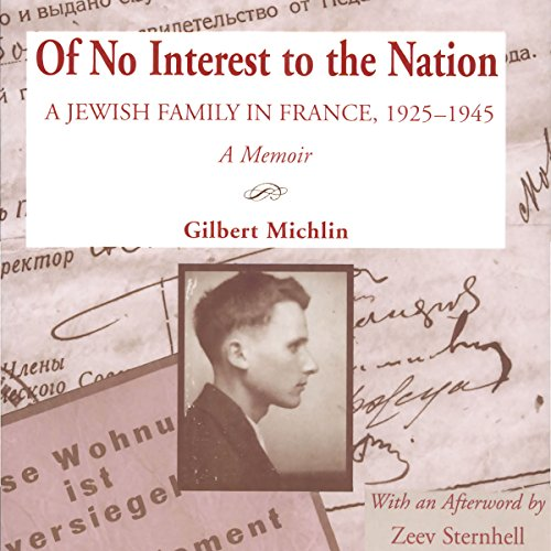 Couverture de Of No Interest to the Nation