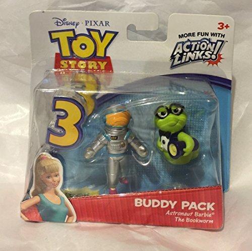 Disney / Pixar Toy Story 3 Action Links Mini Figure Buddy 2Pack...