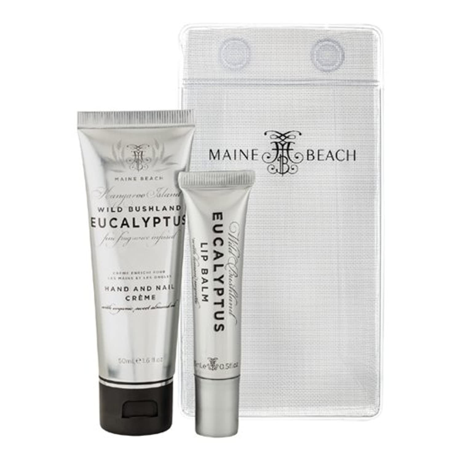 色眠り調査MAINE BEACH マインビーチ Eucalyptus Series Essentials DUO Pack