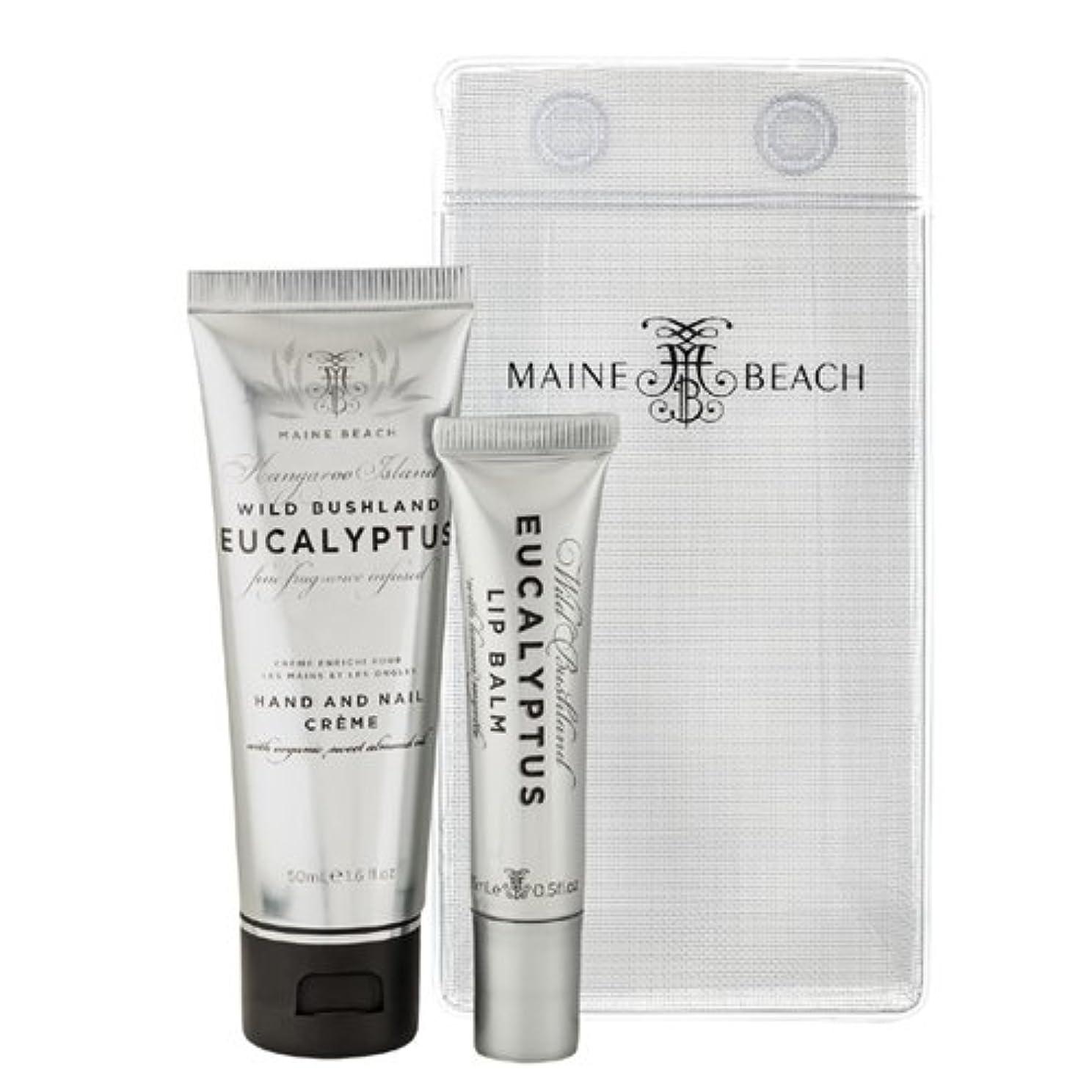 ライド遮る軽減MAINE BEACH マインビーチ Eucalyptus Series Essentials DUO Pack