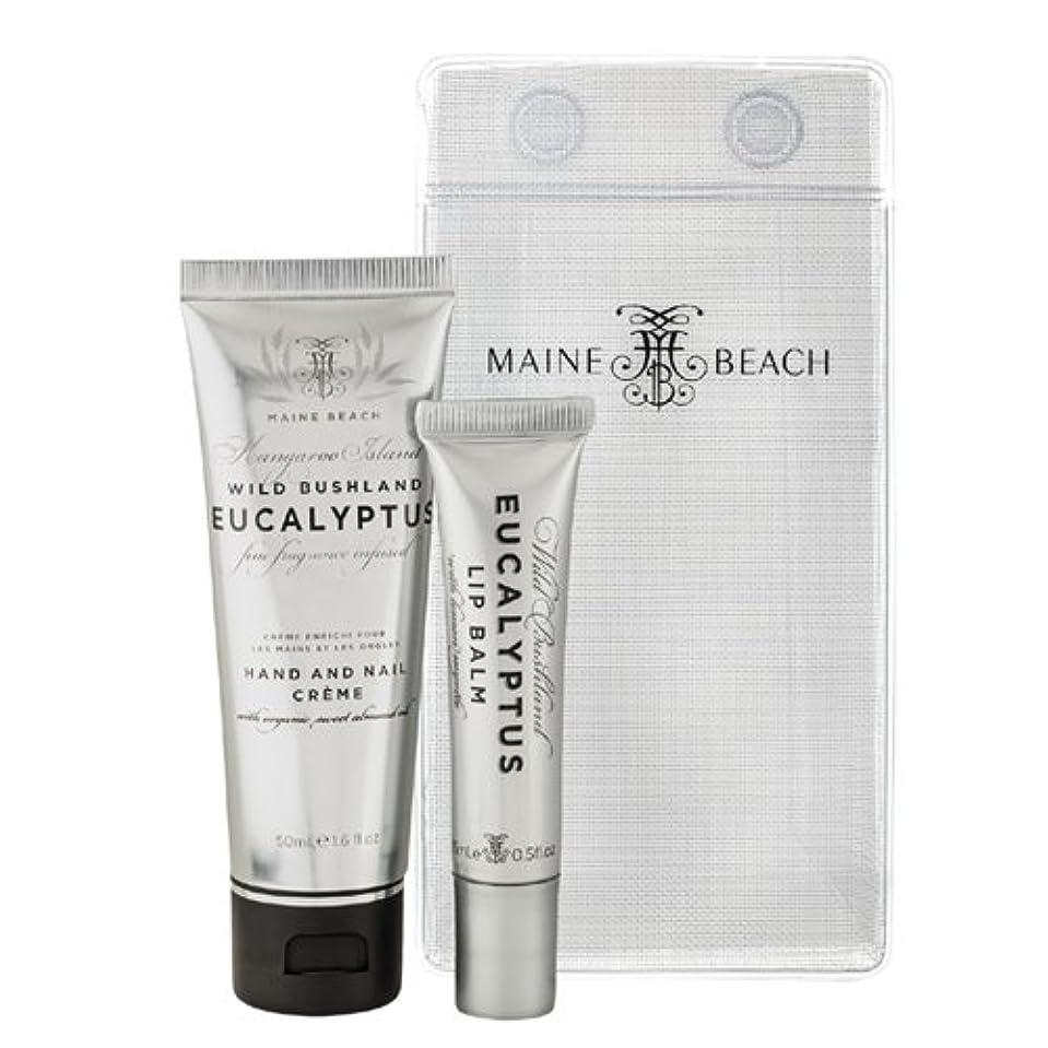エイリアン量有名MAINE BEACH マインビーチ Eucalyptus Series Essentials DUO Pack