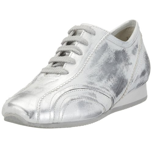 ara Imola 2-33033-10, Damen Sneaker, grau, (silber 10), EU 38, (UK 5)