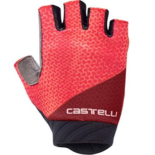 CASTELLI 4520081-288 ROUBAIX GEL 2 GLOVE Guanti ciclismo Donna brilliant pink XS