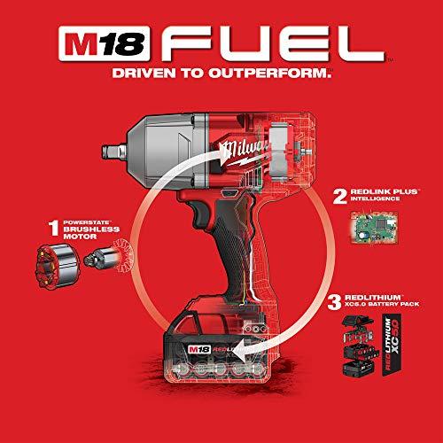 Milwaukee M18 Fuel 1/2