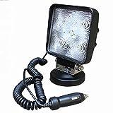 MCTECH 15W LED Faro Da Lavoro Luce Di Profondita' A LED 12V 24V LED Lampada Lavoro Offroad