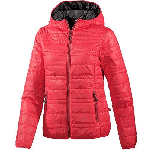 CMP veste primaloft pour femme - Rouge (Campari/Gris) - FR : 4XL (Taille Fabricant : 50)
