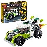 LEGO Creator - Camión a Reacción, Set de Construcción de Coche de...