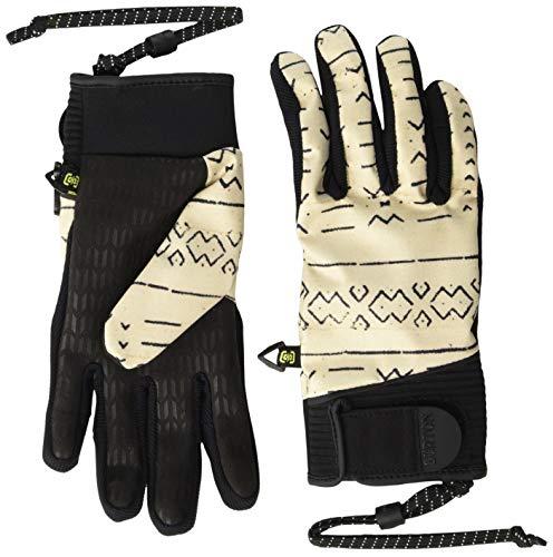 Burton Womens Park Glove, Canvas Bogolanfini, Small