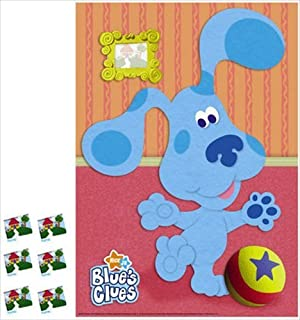 blue's clues blue's birthday game