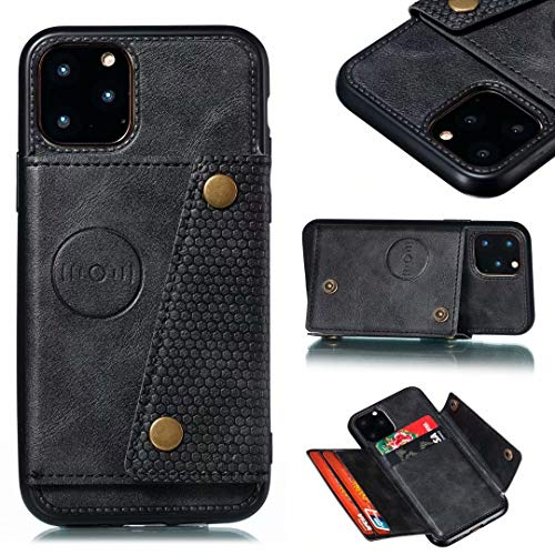 Best Prices! iPhone X Wallet Case with Card Holder, iPhone XS Case Wallet Premium PU Leather Kicksta...