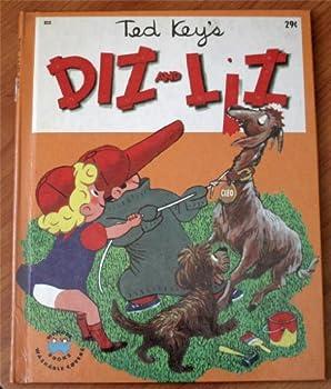Hardcover Diz and Liz Book