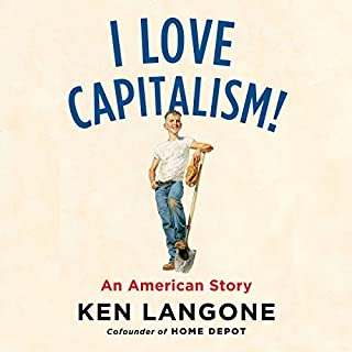 I Love Capitalism! audiobook cover art