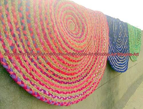Ethnic Decor fatto a Mano Camera Mandala Cotone Wall Window Urban Tapestry Mantovane indiano Balcone Drappo