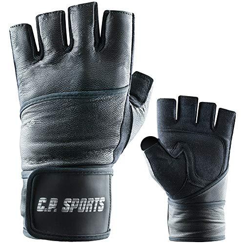 C.P. Sports Profi-Athletik-Handschuh, Fitnesshandschuh, Trainingshandschuh S