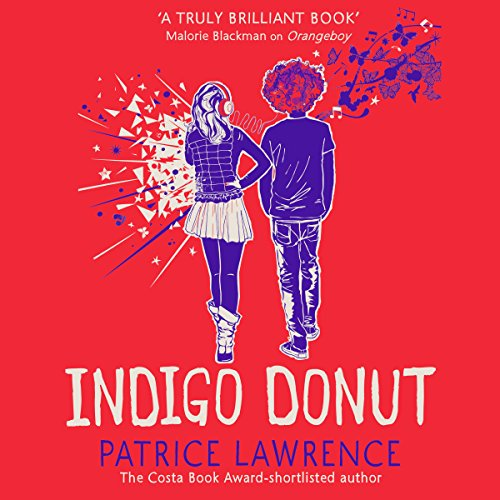 Indigo Donut audiobook cover art