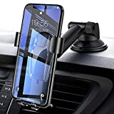 Cell Phone Holder for Car, Ainope Universal Dashboard Cell Phone Holder Gravity Auto-Clamping