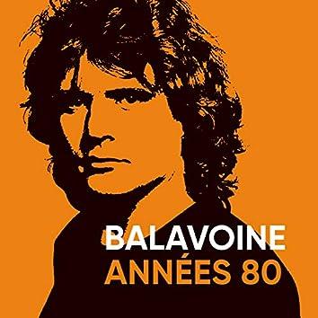 Balavoine années 80