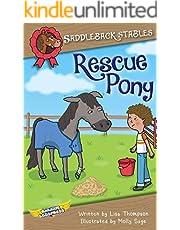 Rescue Pony (Saddleback Stables Book 6)