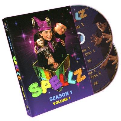 Murphy's Spellz - Season One - Volume One (Featuring Jay Sankey) by GAPC Entertainment - DVD