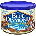 12-Count Blue Diamond Almonds, Roasted Salted, 6 Ounce