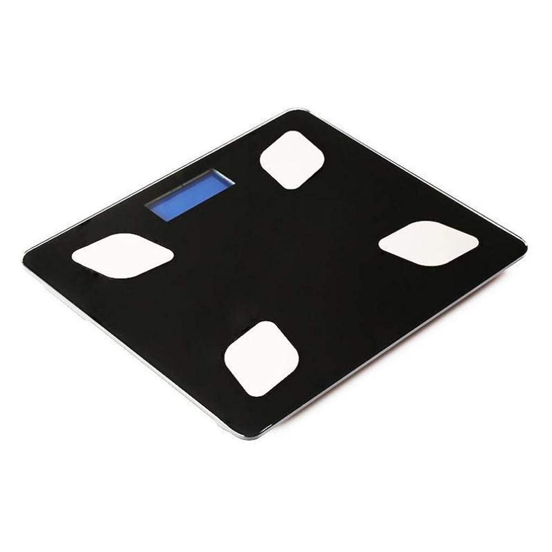 体重計 体脂肪 体組成計 bluetooth スマホ連動 体重/体脂肪率/皮下脂肪/内臓脂肪/筋肉量/骨量/体水分率/基礎代謝量/BMIなど測定可能 健康管理 体重計