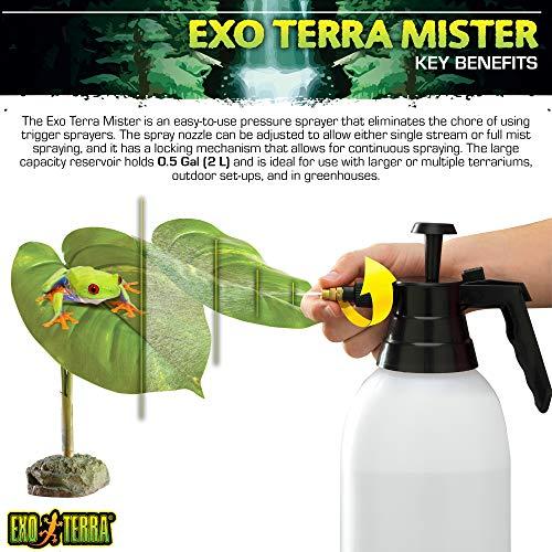 Exo Terra Sprühflasche 2 l - 4