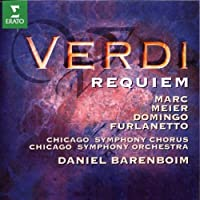 Verdi: Requiem by Domingo