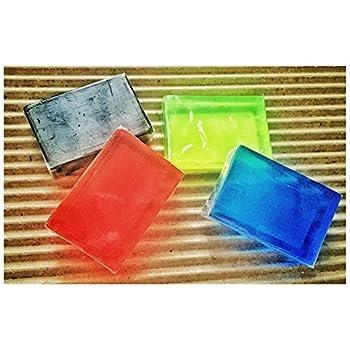 サンソリット スキンピールバー フォーサロン ミニソープ4種類  正規品 (角質ケア成分AHA・BHA・ハイドロキノール・ティートゥリー配合・ピーリング効果) 15g×4個 4種類セット