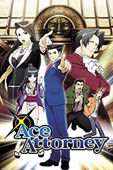 Best ace attorney poster Reviews