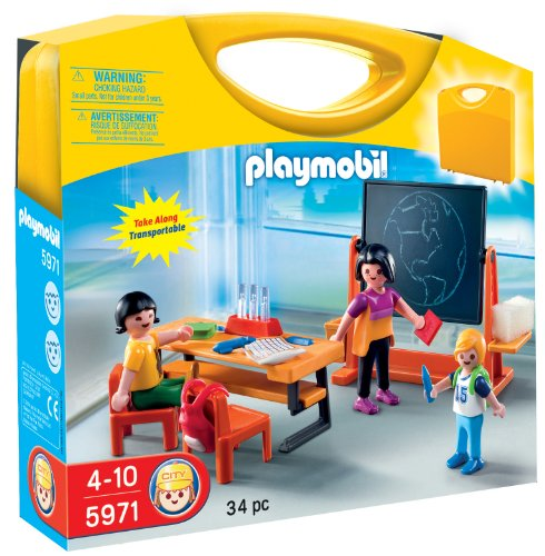 PLAYMOBIL 5971 - Spielkoffer Schule