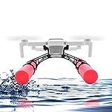 TwoCC Accessoires Drone,Flottabilité Kit Flottant d'extension de Train d'atterrissage atterrissant sur l'eau...