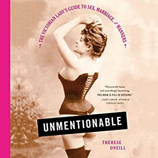 Unmentionable cover art
