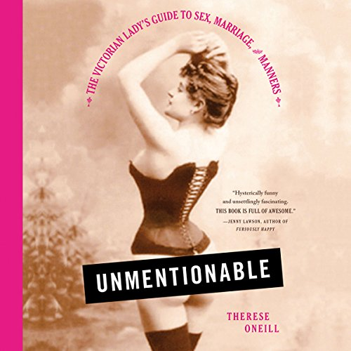 Couverture de Unmentionable