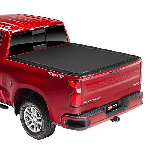 "BAK Revolver X4 Hard Rolling Truck Bed Tonneau Cover | 79120 | Fits 2014-2018, 19 Ltd/Legacy GM Silverado, Sierra: Limited/Legacy; 2014 1500, 15-19 ALL 5' 9"" Bed (69.3"")"