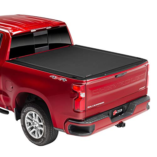 "BAK Revolver X4 Hard Rolling Truck Bed Tonneau Cover | 79120 | Fits 2014-2018, 19 Ltd/Legacy GM Silverado, Sierra: Limited/Legacy; 2014 1500, 15-19 ALL 5' 9"" Bed (69.3"")"