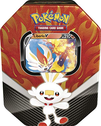 Pokémon International 45186 Pokémon Company International 45186-PKM PKM Pokemon Tin 83