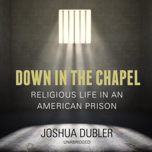 Down in the Chapel audiobook cover art