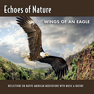 Echoes of Nature: Wings Of An Eagle