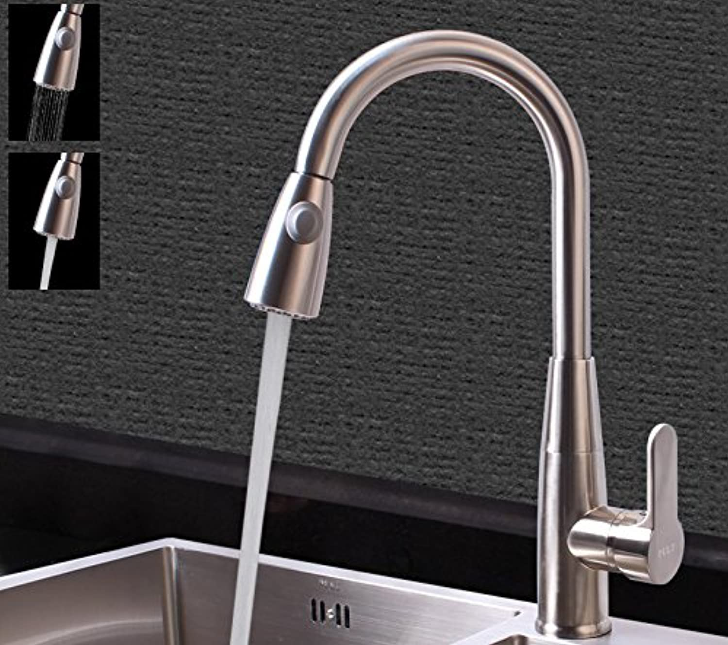 Bijjaladeva Antique Kitchen Sink Mixer Tap The Kitchen Cold Water Faucet 000 to redate The Dish Washing Basin Mixer Retractable Pull Sink Mixer 1