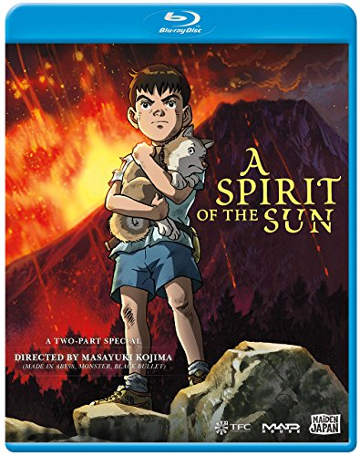 Spirit Of The Sun [Blu-ray]