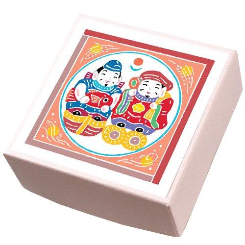 【鈴廣かまぼこ】こ・こ・ろ 赤箱 恵比寿・大黒