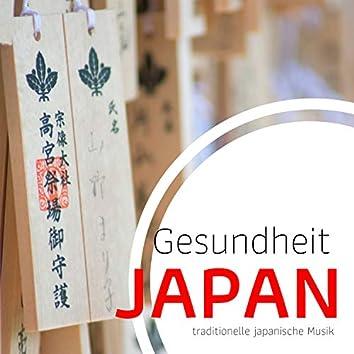Gesundheit Japan: traditionelle japanische Musik
