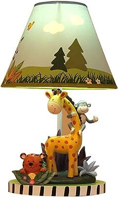 PoJu Disney Cars Lámpara de Escritorio para habitación de niños ...