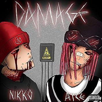 DAMAGE (feat. Ayce Comet)