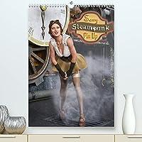 Sexy Steampunk Pin Up (Premium, hochwertiger DIN A2 Wandkalender 2022, Kunstdruck in Hochglanz): Zwoelf sexy Steampunkladys in verfuehrerischen Posen werden ihr Jahresbegleiter sein und sie zum Traeumen anregen. (Monatskalender, 14 Seiten )