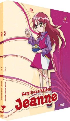Kamikaze Kaitou Jeanne - Vol.4 - [DVD]