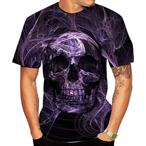 SSBZYES Camiseta para Hombre Camiseta De Verano De Manga Corta para Hombre Camiseta con Cuello Redondo para Hombre Camiseta con Estampado De Moda para Hombre Camiseta De Gran Tamaño para Hombre